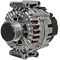 11800 OE Replacement Alternator, Remanufactured