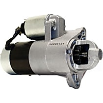 12128 OE Replacement Starter, Remanufactured