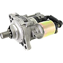 12387 OE Replacement Starter, Remanufactured