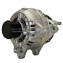 13853N OE Replacement Alternator, New