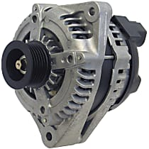 15016 OE Replacement Alternator, Remanufactured