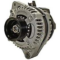 15406 OE Replacement Alternator, Remanufactured