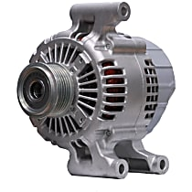 15504 OE Replacement Alternator, Remanufactured