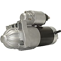 Quality-Built 6488SN Starter - 11 Teeth, 12 Volt, Clockwise Rotation, Direct Fit, Sold Individually