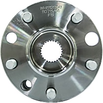 WH512306 Front or Rear, Driver or Passenger Side Wheel Hub - Sold individually