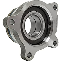 Rear, Passenger Side Wheel Hub With Bearing - Sold individually