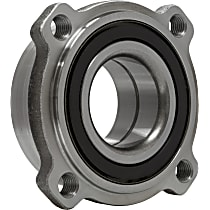 WH512355 Rear, Driver or Passenger Side Wheel Hub With Bearing - Sold individually