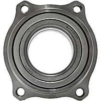 WH512433 Rear, Driver or Passenger Side Wheel Hub Bearing included - Sold individually