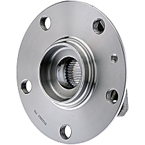 WH513262 Front, Driver or Passenger Side Wheel Hub Bearing included - Sold individually