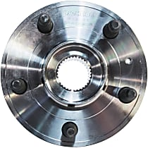Front or Rear, Driver or Passenger Side Wheel Hub With Bearing - Sold individually