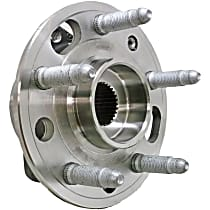 Wheel Hub With Bearing - Sold individually Front, Driver or Passenger Side