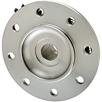 Front, Passenger Side Wheel Hub With Tapered bearing - Sold individually