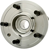 WH515067 Front, Driver or Passenger Side Wheel Hub Bearing included - Sold individually