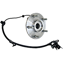 Rear Driver Side Wheel Hub With Bearing - Sold individually