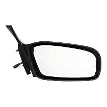 Mirror Non-folding Non-Heated - Passenger Side, Manual Glass, Paintable