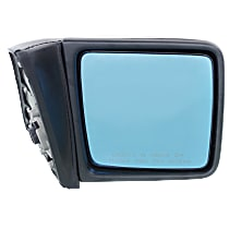 Mirror Heated - Passenger Side, Power Glass, Paintable