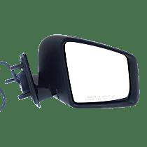 Mirror Power Folding Heated - Passenger Side, Power Glass, In-housing Signal Light, Paintable