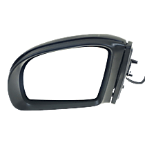Mirror - Driver Side, Power, Heated, Folding, Paintable, With Turn Signal, Memory and Puddle Lamp