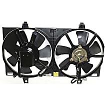 OE Replacement Radiator Fan - Fits 1.8L/2.0L, w/ Factory Air