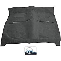 111C-GR Carpet Kit - Gray, Loop carpet