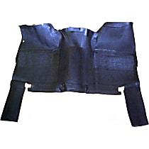 55-4935 Rubber Floor Kit - Black, Rubber, Direct Fit, 1 Piece