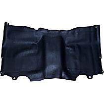 55-4988 Rubber Floor Kit - Black, Rubber, Direct Fit, 1 Piece