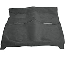 605-4212807 Front And Rear Carpet Kit - Gray, Carpet
