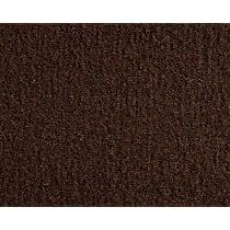 Front and Rear Carpet Kit - Brown, Carpet
