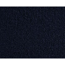Front and Rear Carpet Kit - Blue, Carpet