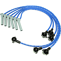 52015 Spark Plug Wire - Set of 6