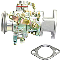 Crown Carburetor 1959-1971 Jeep CJ5 CJ6 1954-1958 Willys 1959-1960 CJ3 1966-1968 CJ5A L4 2.2L Engine