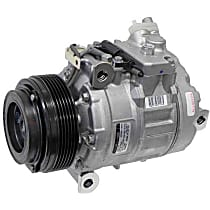 A/C Compressor with Clutch - Replaces OE Number 64-52-6-918-749