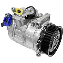 A/C Compressor with Clutch - Replaces OE Number 64-52-9-122-618