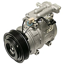 352.8004 A/C Compressor with Clutch - Replaces OE Number C2N2663