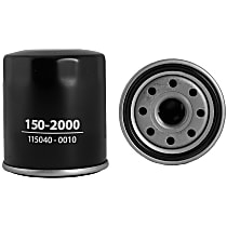 150-2000 Oil Filter - Canister, Direct Fit, Sold individually