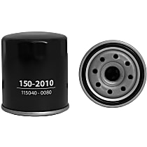 Denso 150-2010 Oil Filter - Canister, Direct Fit, Sold individually