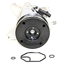471-0103 A/C Compressor Sold individually With clutch, 6-Groove Pulley