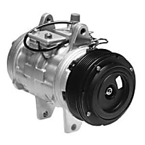 471-0127 A/C Compressor Sold individually With clutch, 6-Groove Pulley