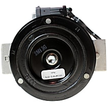 471-0315 A/C Compressor Sold individually With clutch, 4-Groove Pulley