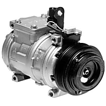 471-1115 A/C Compressor Sold individually With clutch, 5-Groove Pulley