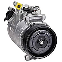471-1530 A/C Compressor Sold individually With clutch, 7-Groove Pulley