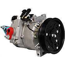 A/C Compressor With clutch