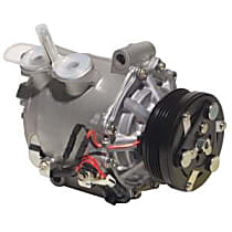 471-7036 A/C Compressor Sold individually With clutch, 4-Groove Pulley