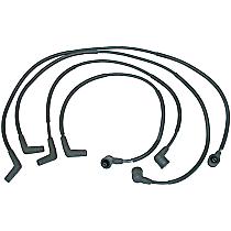 671-2001 Spark Plug Wire - Set of 4