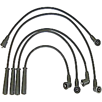 671-4003 Spark Plug Wire - Set of 4