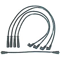 671-4004 Spark Plug Wire - Set of 4