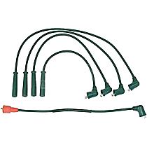 671-4008 Spark Plug Wire - Set of 4