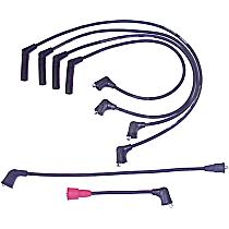 671-4009 Spark Plug Wire - Set of 4