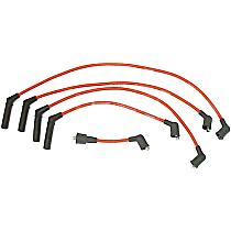 671-4010 Spark Plug Wire - Set of 4