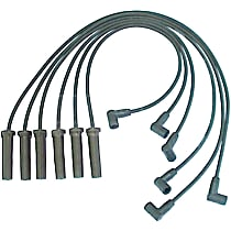 671-6046 Spark Plug Wire - Set of 6